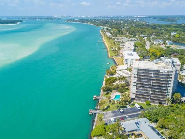 4822 Ocean Boulevard 4C, Sarasota, FL 34242 (MLS #A4500394) :: Visionary Properties Inc