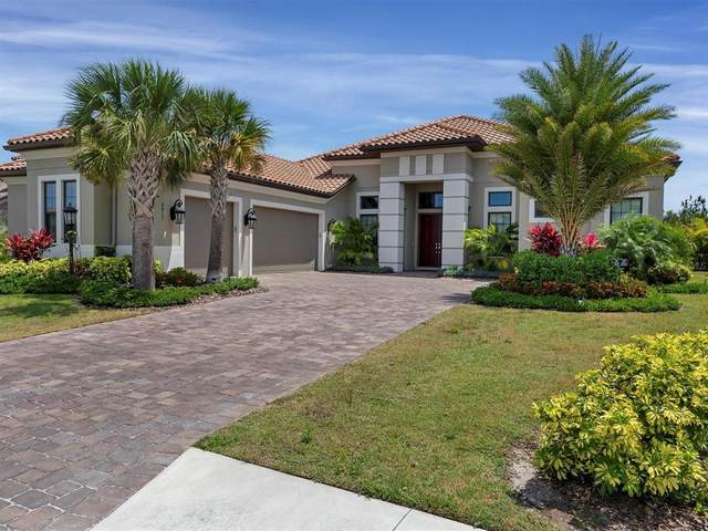4813 Benito Court, Lakewood Ranch, FL 34211 (MLS #A4500494) :: EXIT King Realty