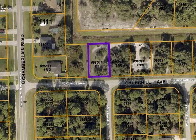 Churchill Avenue, North Port, FL 34286 (MLS #A4500829) :: Southern Associates Realty LLC