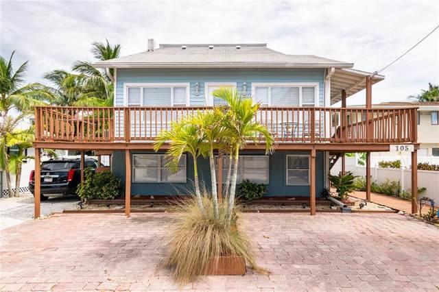 105 6TH Street S, Bradenton Beach, FL 34217 (MLS #A4501972) :: Prestige Home Realty