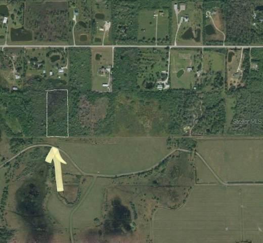 Rear Lot Off Horseshoe Rd, Punta Gorda, FL 33955 (MLS #A4502353) :: Medway Realty