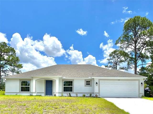 1124 S Waconia Street, North Port, FL 34286 (MLS #A4503025) :: Zarghami Group