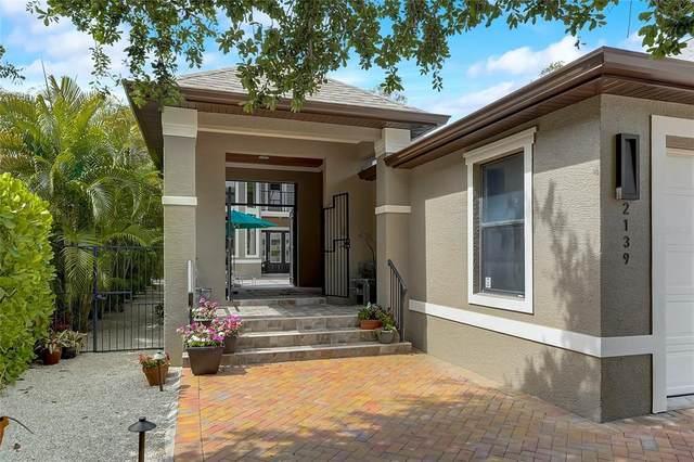 2139 Hawthorne Street, Sarasota, FL 34239 (MLS #A4503734) :: McConnell and Associates