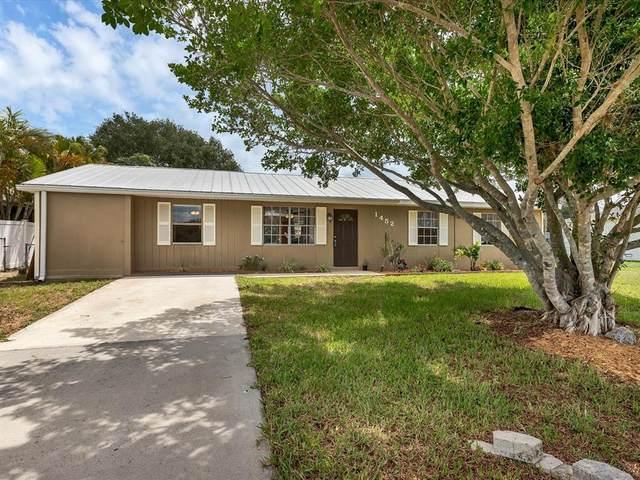 1452 Noble Terrace, Port Charlotte, FL 33952 (MLS #A4503793) :: Your Florida House Team