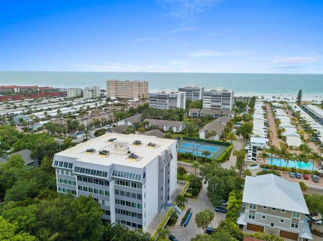 1200 E Peppertree Lane #402, Sarasota, FL 34242 (MLS #A4504230) :: GO Realty