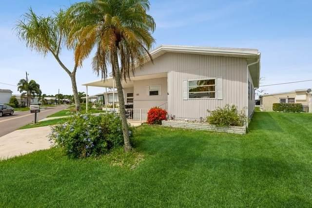 342 Trailorama Drive, North Port, FL 34287 (MLS #A4504751) :: Zarghami Group