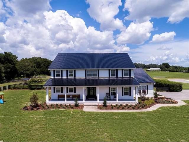 15999 SE 36 Avenue, Summerfield, FL 34491 (MLS #A4505784) :: Gate Arty & the Group - Keller Williams Realty Smart