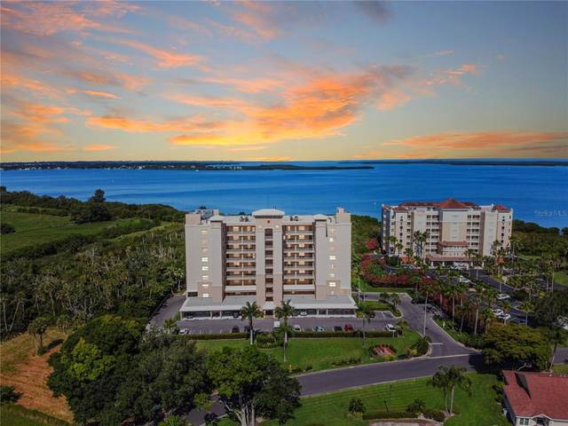 2625 Terra Ceia Bay Boulevard #803, Palmetto, FL 34221 (MLS #A4506898) :: SunCoast Home Experts