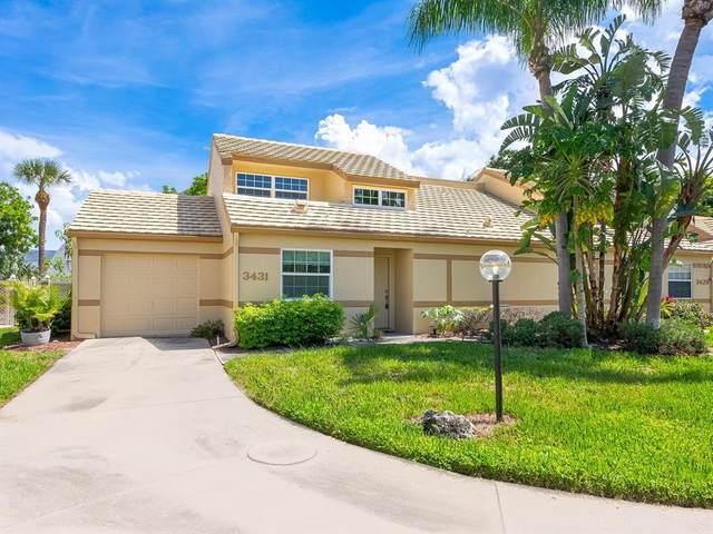 3431 57TH AVENUE Drive W #3431, Bradenton, FL 34210 (MLS #A4506946) :: Premium Properties Real Estate Services