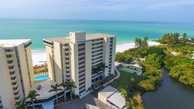 19 Whispering Sands Drive #502, Sarasota, FL 34242 (MLS #A4507274) :: Zarghami Group