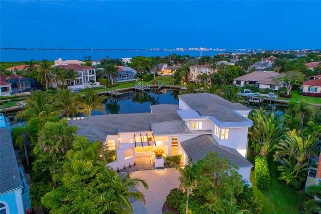 530 Harbor Gate Way, Longboat Key, FL 34228 (MLS #A4507605) :: Zarghami Group