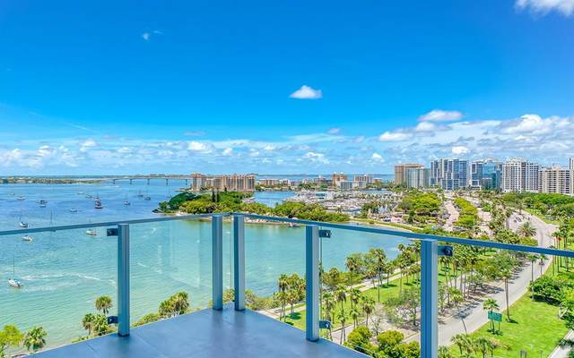 605 S Gulfstream Avenue 10N, Sarasota, FL 34236 (MLS #A4507687) :: Rabell Realty Group