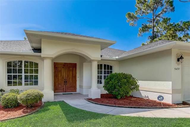 5491 Alibi Terrace, North Port, FL 34286 (MLS #A4508202) :: MVP Realty