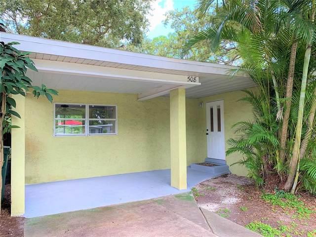 508 18TH Avenue W, Palmetto, FL 34221 (#A4510852) :: Caine Luxury Team