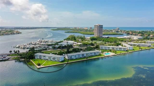 777 John Ringling Boulevard 25HAWT, Sarasota, FL 34236 (MLS #A4510868) :: Southern Associates Realty LLC