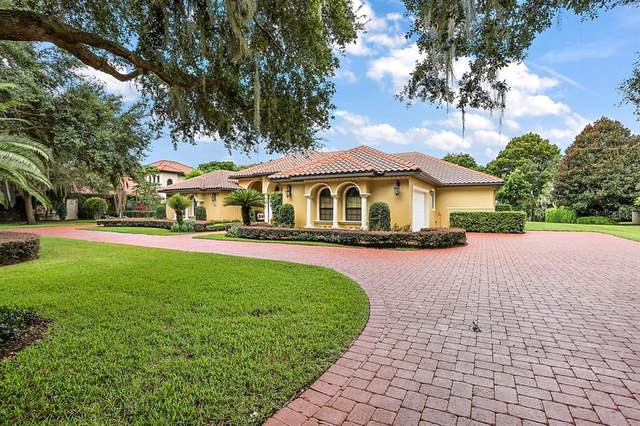 1370 Peninsula Drive, Tavares, FL 32778 (MLS #A4511620) :: The Curlings Group