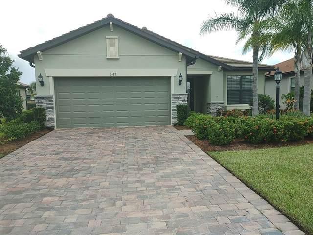 16751 Blackwater Terrace, Bradenton, FL 34202 (MLS #A4512290) :: Vacasa Real Estate