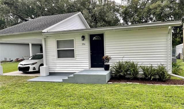 706 2ND Avenue, Wildwood, FL 34785 (MLS #A4512299) :: The Light Team