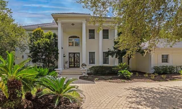 2984 Jeff Myers Circle, Sarasota, FL 34240 (MLS #A4513780) :: Griffin Group