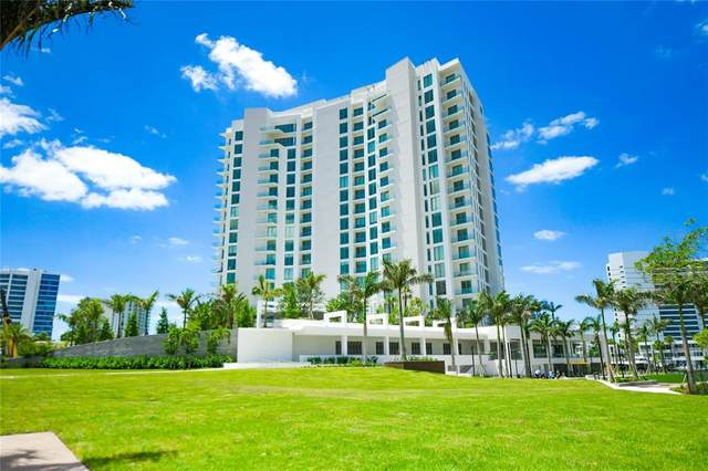 401 Quay Commons #1903, Sarasota, FL 34236 (MLS #A4513907) :: Rabell Realty Group