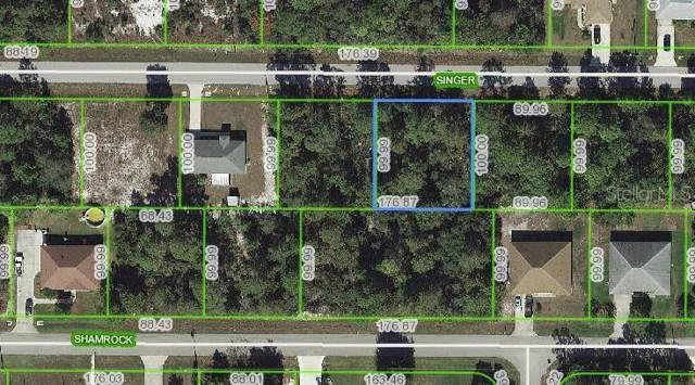 4507 Singer Street, Sebring, FL 33872 (MLS #B4900109) :: GO Realty