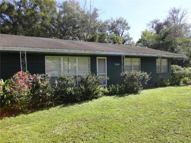 720 S Jackson Avenue, Bartow, FL 33830 (MLS #B4900183) :: Welcome Home Florida Team