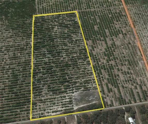 Otto Polk Road, Frostproof, FL 33843 (MLS #B4900198) :: The Duncan Duo Team