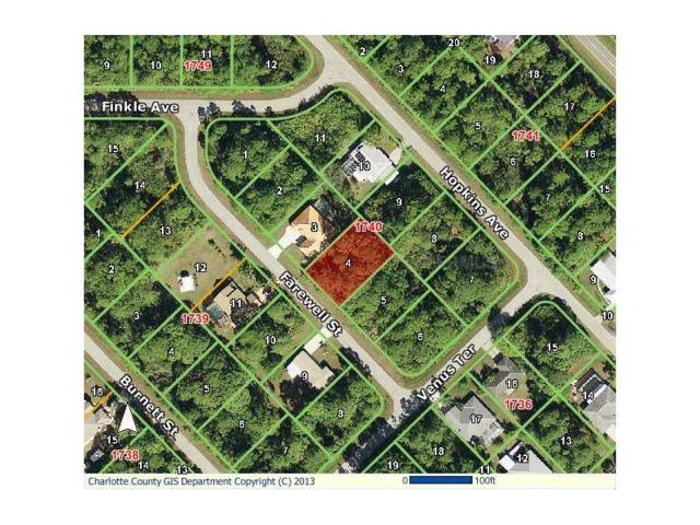 5168 Farewell Street, Port Charlotte, FL 33981 (MLS #C7043092) :: Medway Realty
