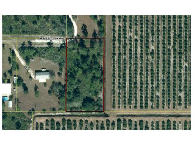 3741 Forrest Wood Drive, Arcadia, FL 34266 (MLS #C7206867) :: Griffin Group
