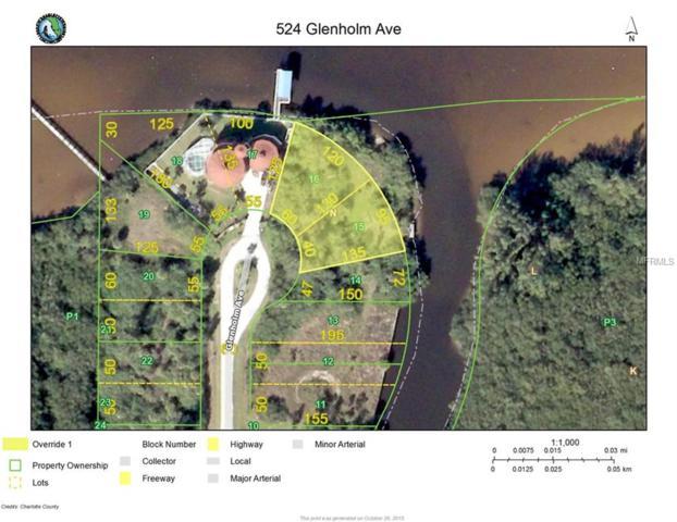 520 Glenholm Avenue, Punta Gorda, FL 33950 (MLS #C7217313) :: The Duncan Duo Team