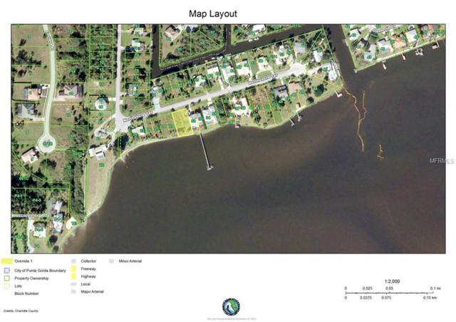 136 Northshore Terrace, Port Charlotte, FL 33980 (MLS #C7218226) :: Medway Realty