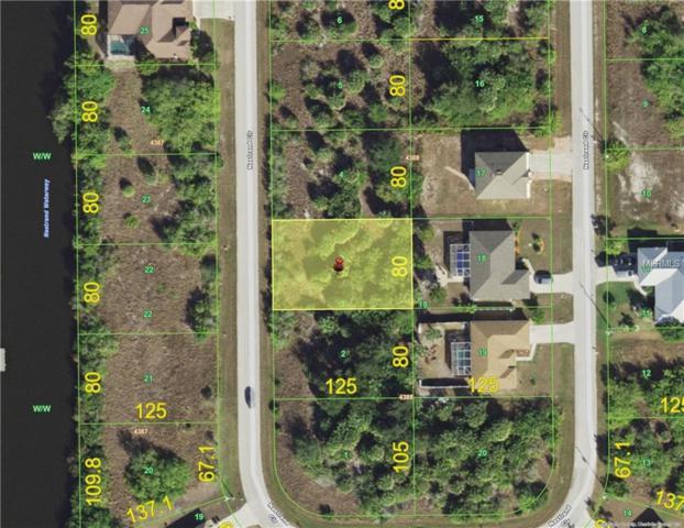 9621 Nastrand Circle, Port Charlotte, FL 33981 (MLS #C7219532) :: Griffin Group