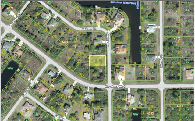 9453 Singer Circle, Port Charlotte, FL 33981 (MLS #C7219539) :: Griffin Group