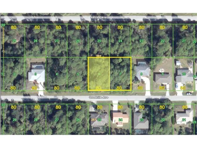 18290 Quadrille Avenue, Port Charlotte, FL 33948 (MLS #C7221379) :: Medway Realty