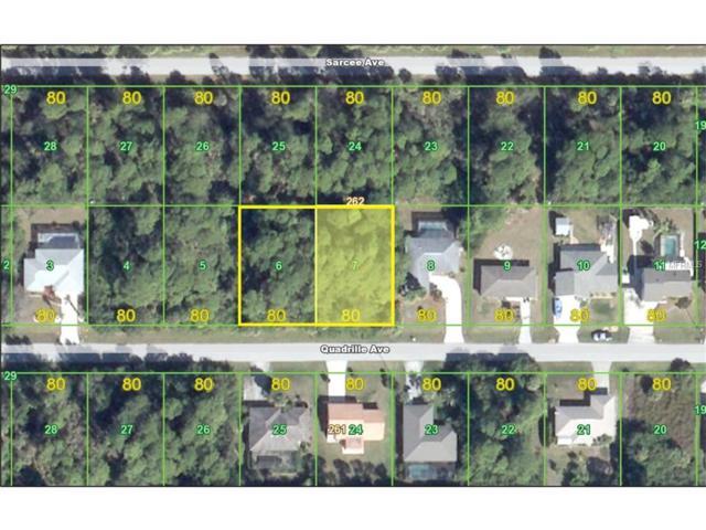 18298 Quadrille Avenue, Port Charlotte, FL 33948 (MLS #C7221380) :: G World Properties