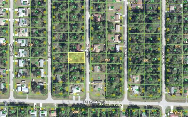 3501 Cessna Street, Port Charlotte, FL 33948 (MLS #C7221743) :: Medway Realty