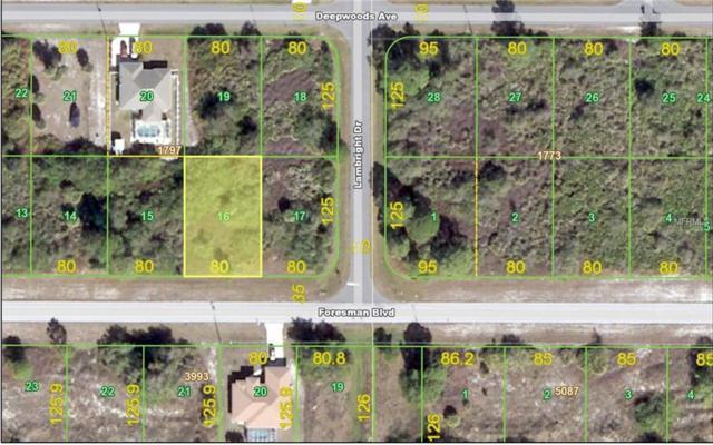 12984 Foresman Boulevard, Port Charlotte, FL 33981 (MLS #C7221785) :: Medway Realty