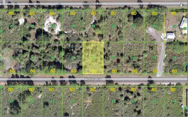 12158 Mcelroy Avenue, Port Charlotte, FL 33981 (MLS #C7221858) :: The BRC Group, LLC