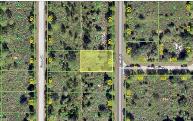 3165 Pickett Street, Port Charlotte, FL 33981 (MLS #C7221860) :: The BRC Group, LLC