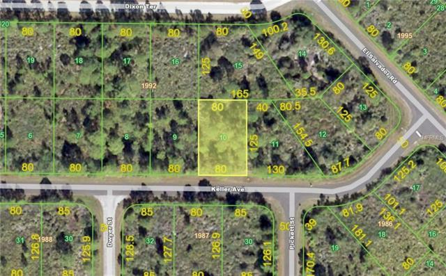 12110 Keller Avenue, Port Charlotte, FL 33981 (MLS #C7221861) :: The BRC Group, LLC