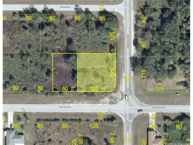 17208 Edgewater Drive, Port Charlotte, FL 33948 (MLS #C7229187) :: Griffin Group