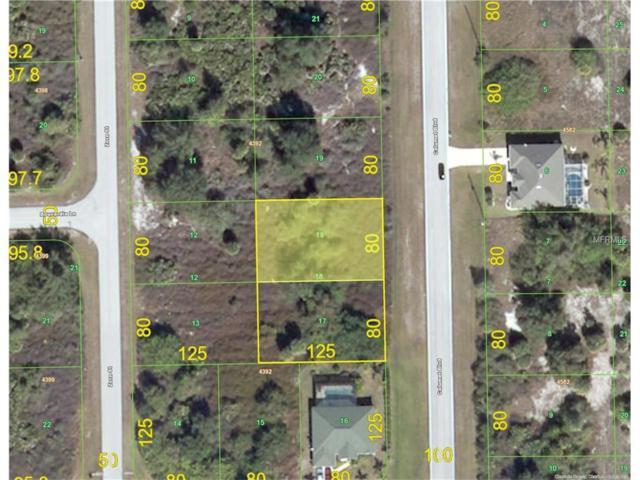 9973 Calumet Boulevard, Port Charlotte, FL 33981 (MLS #C7229240) :: Mark and Joni Coulter | Better Homes and Gardens