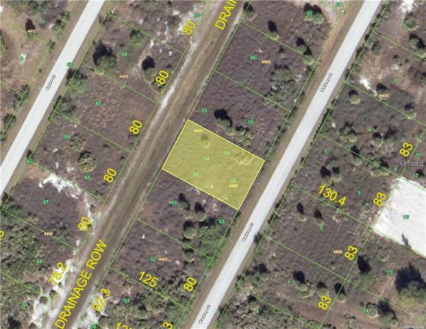 9195 Waldrep Street, Port Charlotte, FL 33981 (MLS #C7229950) :: Griffin Group