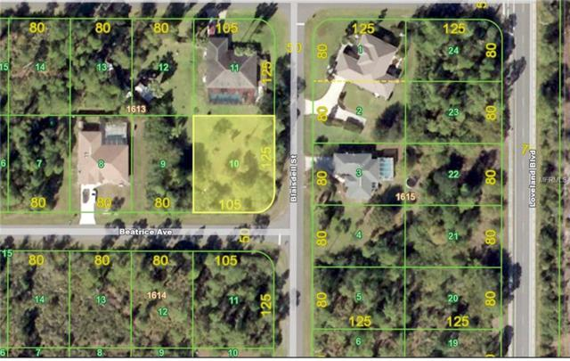 1321 Blaisdell Street, Port Charlotte, FL 33980 (MLS #C7231186) :: Medway Realty