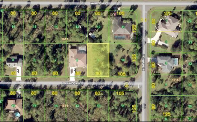 23488 Beatrice Avenue, Port Charlotte, FL 33980 (MLS #C7231187) :: Medway Realty