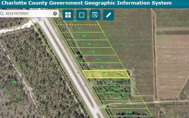 15720 Tamiami Trail, Punta Gorda, FL 33955 (MLS #C7234877) :: Griffin Group
