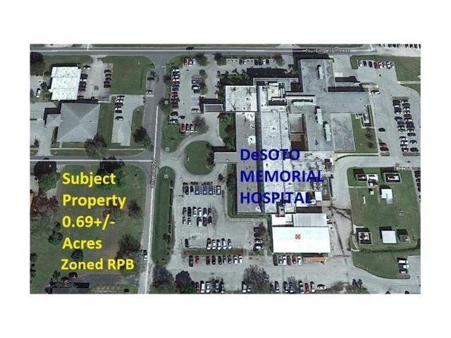 835 N Robert Avenue, Arcadia, FL 34266 (MLS #C7237512) :: Zarghami Group