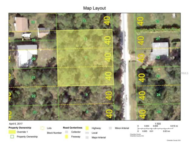 12037 Dahlia Street, Punta Gorda, FL 33955 (MLS #C7238102) :: Burwell Real Estate