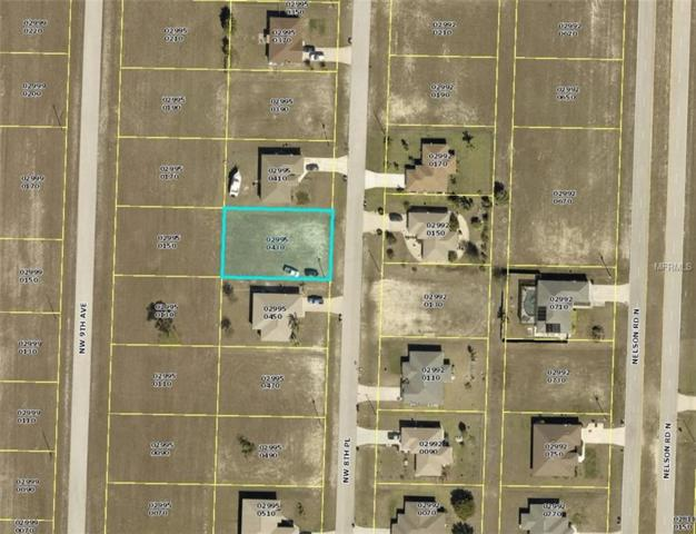 2902 8TH Place, Cape Coral, FL 33993 (MLS #C7241422) :: The Duncan Duo Team