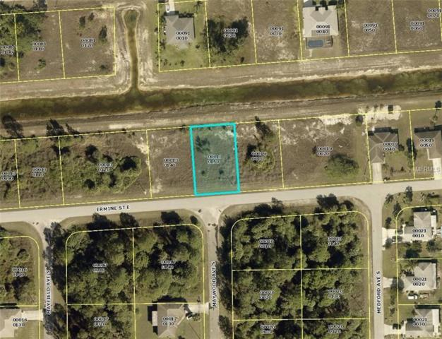 1229 Ermine Street E, Lehigh Acres, FL 33974 (MLS #C7241424) :: Premium Properties Real Estate Services